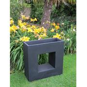Belton Garden Planter - 1 x Belton Garden Planter in stone
