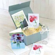 Cut Flower Seed & Bottle Gift Set - Gift - 1 Cut Flower Seed & Bottle Gift Set