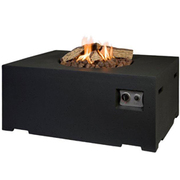 Rectangular Fire Pit Table - 1 x Rectangular Fire Pit Table