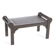 Lutyens Low Level Table - 1 low level table (grey)