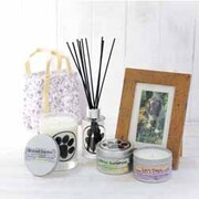 Pet Candles - Gift - 1 walled garden tumbler candle