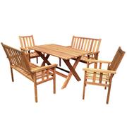 Homestead Bench Dining Set - 1 dining set