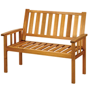 Homestead 2 Seater Bench - 1 x 2 seater bench