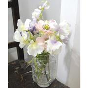 Silk Pastels in Hanging Jar - Gift - 1 x Silk Pastels in Hanging Jar