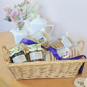 St Kew Willow Gift Basket - Gift - 1 x Willow Gift Basket