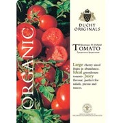 Tomato 'Falcorosso' F1 Hybrid - Duchy Originals Organic Seeds - 1 packet (6 tomato seeds)