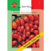 Tomato 'Principe Borghese' - Vita Sementi® Italian Seeds - 1 packet (600 tomato seeds)
