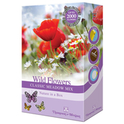 Wildflowers 'Classic Meadow Mix' - 1 packet (15 grams of wildflower seed)