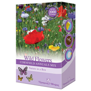 Wildflowers 'Cornfield Annuals Mix' - 1 packet (15 grams of wildflower seed)