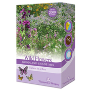 Wildflowers 'Woodland Shade Mix' - 1 packet (15 grams of wildflower seed)