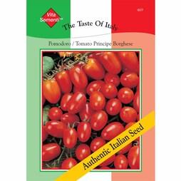 Tomato 'Principe Borghese' - Vita Sementi® Italian Seeds