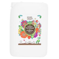 Natural Fertiliser for Organic Growers 10 Litres