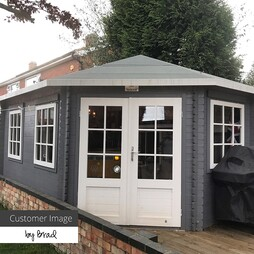 5 x 3 RS Lodge Grande 28mm Double Glazed