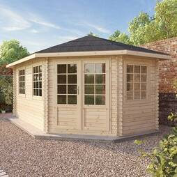 5 x 3 RS Lodge Grande 28mm Single Glazed