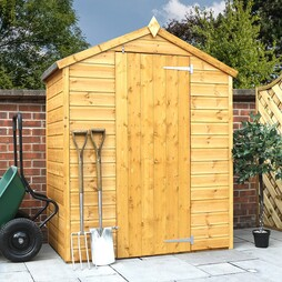 3 x 5 Waltons Tongue and Groove Apex Wooden Shed