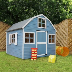 6 x 6 Waltons Honeypot Dutch Barn Wooden Playhouse