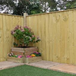Feather Edge 915mm Pressure Treated