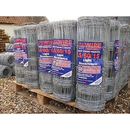 50m L5/60/15 Stock Fencing for Dog proofing/Sheep/Pigs