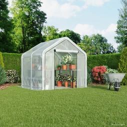 Garden Gear Heavy Duty Portable Greenhouses 8x8