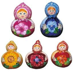Gourd 'Russian Dolls'