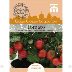 Tomato 'Sweet 'n' Neat Cherry Red'
