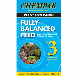 Chempak® Fully Balanced Feed - Formula 3
