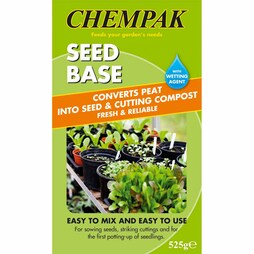 Chempak® Seed Base with Soluwet Wetting Agent