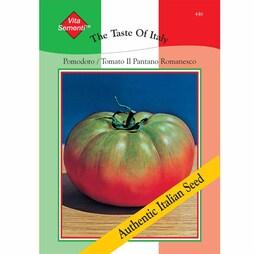Tomato 'Il Pantano Romanesco' - Vita Sementi® Italian Seeds