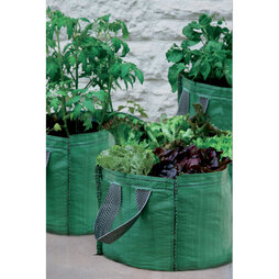 Patio Vegetable Planters