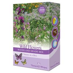 Wildflowers 'Woodland Shade Mix'