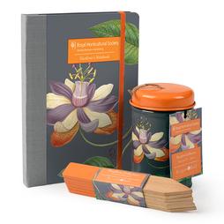 Burgon & Ball Passiflora Gardener's Notebook