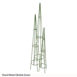 Shard Metal Obelisk (Green)