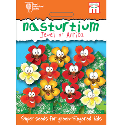 Nasturtium 'Jewel of Africa'