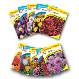 Nurserymans Choice Flower Seeds