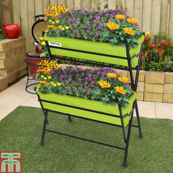 VegTrug™ Poppy Go! 2 Tier Planter