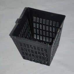 Square Aquatic Planting Basket 11cm / 1 litre