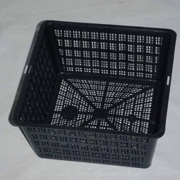 Square Aquatic Planting Basket 19cm / 2 litre