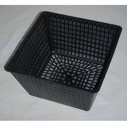 Square Aquatic Planting Basket 29cm / 10 litre