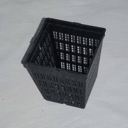 Square Aquatic Planting Basket 9cm / 0.5 litre