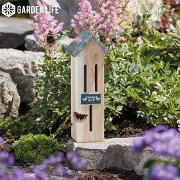 Garden Life Wooden Butterfly B&B - Gift