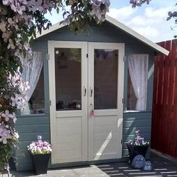Waltons 7x5 Bournemouth Summerhouse