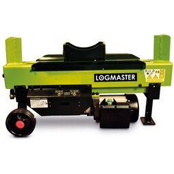 Dual Logmaster Logsplitter