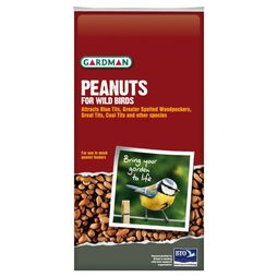 UK PEANUT KERNELS 12.75KG BAG