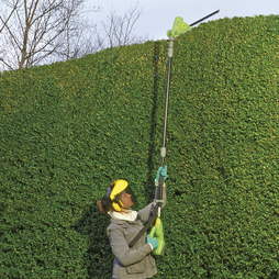 Cordless Electric Hedge Trimmer