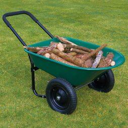 2 Wheeled Wheelbarrow