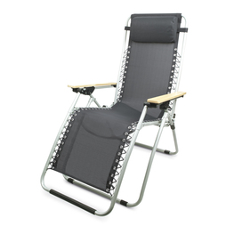 Zero Gravity Chair Grey
