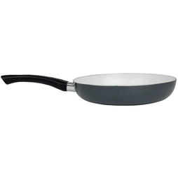 Cooks Professional 3 Piece Ceramic Frying Pan Set Charcoal