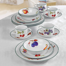 Royal Worcester Evesham Vale 20 Piece Dinner Set