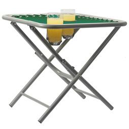 Garden Side Table Green