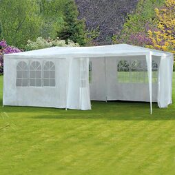 3X6M Party Tent White